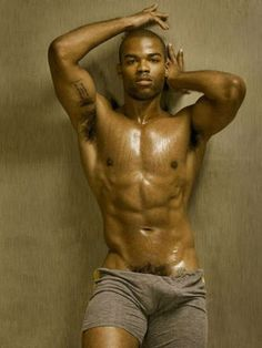 Blacks Males Models by Antoni Azocar