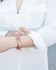 Spiked Wrap Bracelet