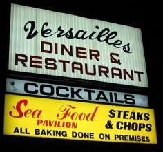 Versailles Diner