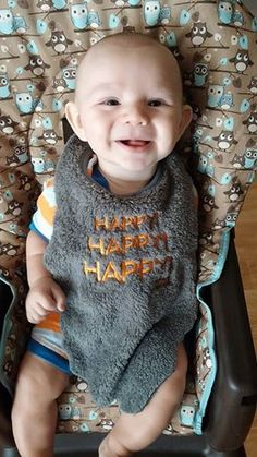 This cutie pie is Al and Lisa's new grandson, Corban! Congratulations Al and Lisa!