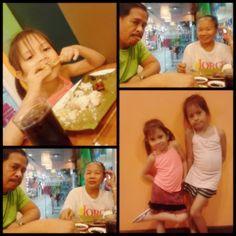 Papa's Birthday : Dinner at Mang Inasal | Girl in Between