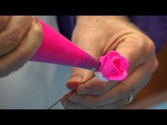 How to Make A Buttercream Rose