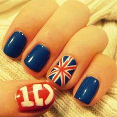 1D nails :)
