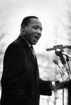 The Reverend Dr. Martin Luther King Jr.