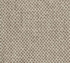 Figured Linen from Fermoie #textiles #fabric #linen #brown