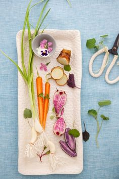 A few food photography tips from Aran Goyoaga on Sarah Wilson