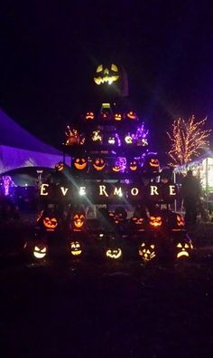 Evermore Pumpkin Fes