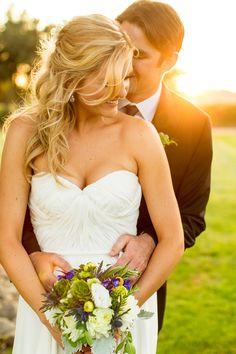 Mike Larson Wedding Photography / #Mikelarson / private estate wedding / vineyard wedding / embrace / bride and groom
