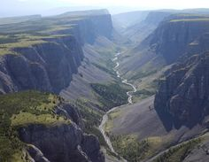 Nahanni National Park Reserve, NWT, Canada