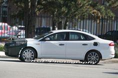 Spy Photos: 2013 Ford Fusion