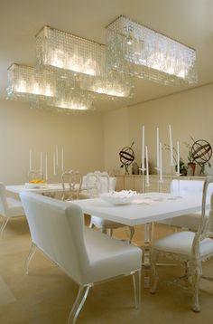 modern dining decor