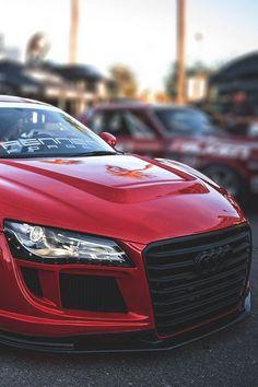 Audi R8 | #cars #design #photography