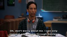 Abed is my soulmate.