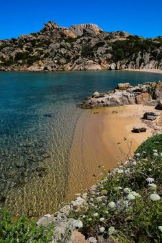 Sardinia and the Maddalena Islands  #travel #sardinia #italy #maddalenaislands #islands #beaches