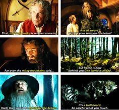 the hobbit, unexpect journey, favorit movi, middl earth