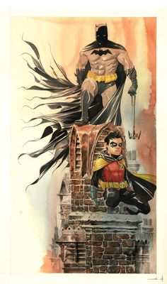 Streets of Gotham 11 by *duss005 on deviantART