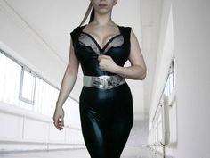 Love this! :-) Curvy bra blogger Miss Shapen presents the Bravengers! Black Widow
