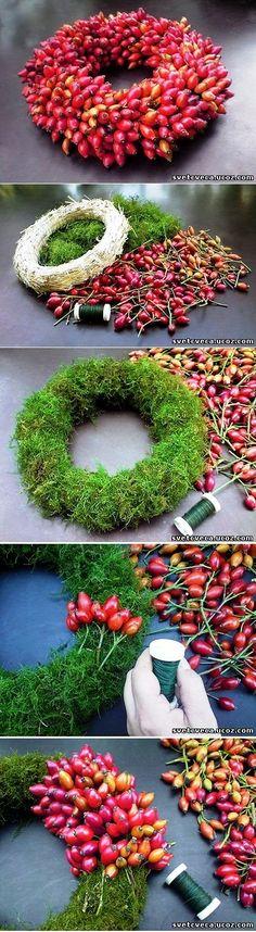 Herbal wreath