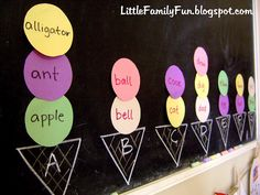 great circle time activity
