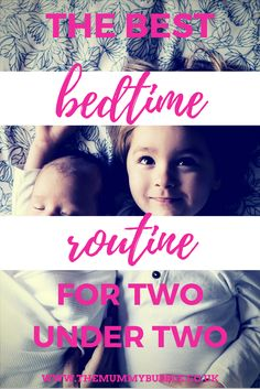 Bedtime routine for