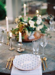 Garden Inspired Wedding Ideas