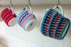Mrs Thomasina Tittlemouse: Moss-Stitch Crochet and Motley Mugs