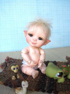 Baby Elf.  Flickr - Photo Sharing!