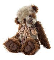 Mr. Brownlow Bear by Charlie Bears™