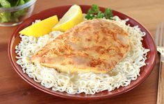 Lemon-Butter Chicken, HG-Style! (Recipe Makeover)