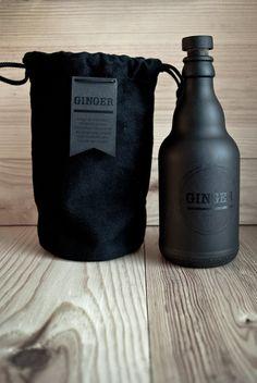 Ginger | #packaging #bottledesign