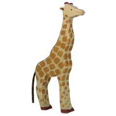Wooden Giraffe- love this one! $18