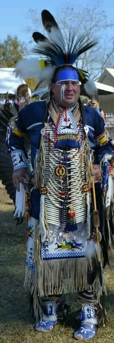 Creek Indian.