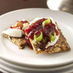 Cranberry-Chili Cheese Spread Recipe