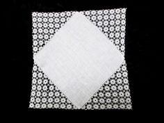 vintagelinen, lace handkerchief, vintag linen, handkerchief hanki, vintage linen