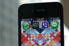 Alone together: will one messaging app rule them all? (April 2013)