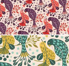 Birds of same feather by Helen Dardik