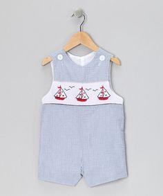children cloth, boy cloth, blue sailboat, infant, star