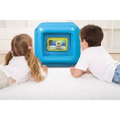 SpongeBob SquarePants Inflatable Play Cube for Kindle Fire