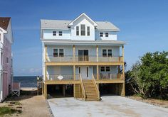 Avon Vacation Rentals | Blown Away - Soundfront Outer Banks Rental | 870 - Hatteras Rental
