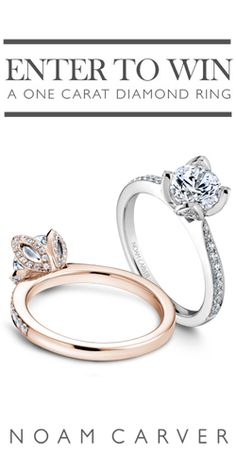 #RePin and Get in to #Win a #Diamond #Ring from Noam Carver! #jewelry #sweeps VALID UNTIL SEPT 23