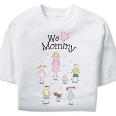 Personalized Heart Character Women's T-shirt