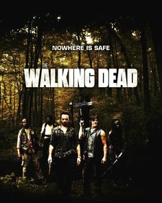 The Walking Dead...started watching this for Logan and I loved it!!!