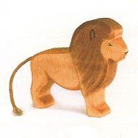 Ostheimer Wooden Figures Exotic Animal Waldorf Toys