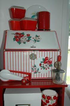 cherry kitchen kitch!