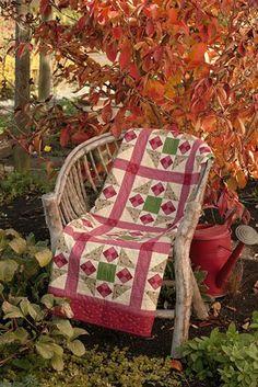 Farm Girl Quilts - pretty block