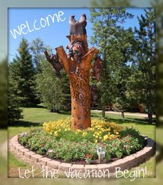 Bear Paw Resort, Park Rapids, MN- to the call of the loon!