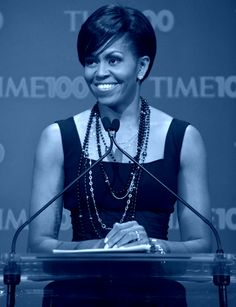First Lady 2013 :Michelle Obama