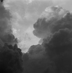 Joseph Jurson - Central Park Cloud 7 | From a unique collection of black and white photography at http://www.1stdibs.com/art/photography/black-white-photography/
