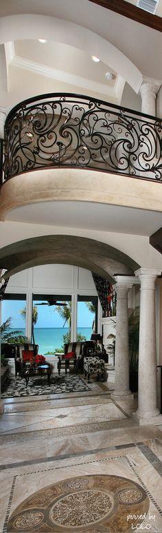 My luxury home....