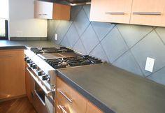 Concrete Countertops | Kitchen Countertops from Sonoma Cast Stone